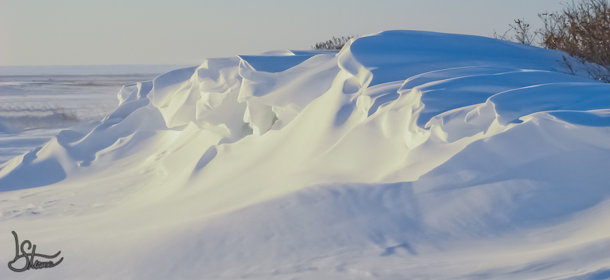 Prairie Snow Drift