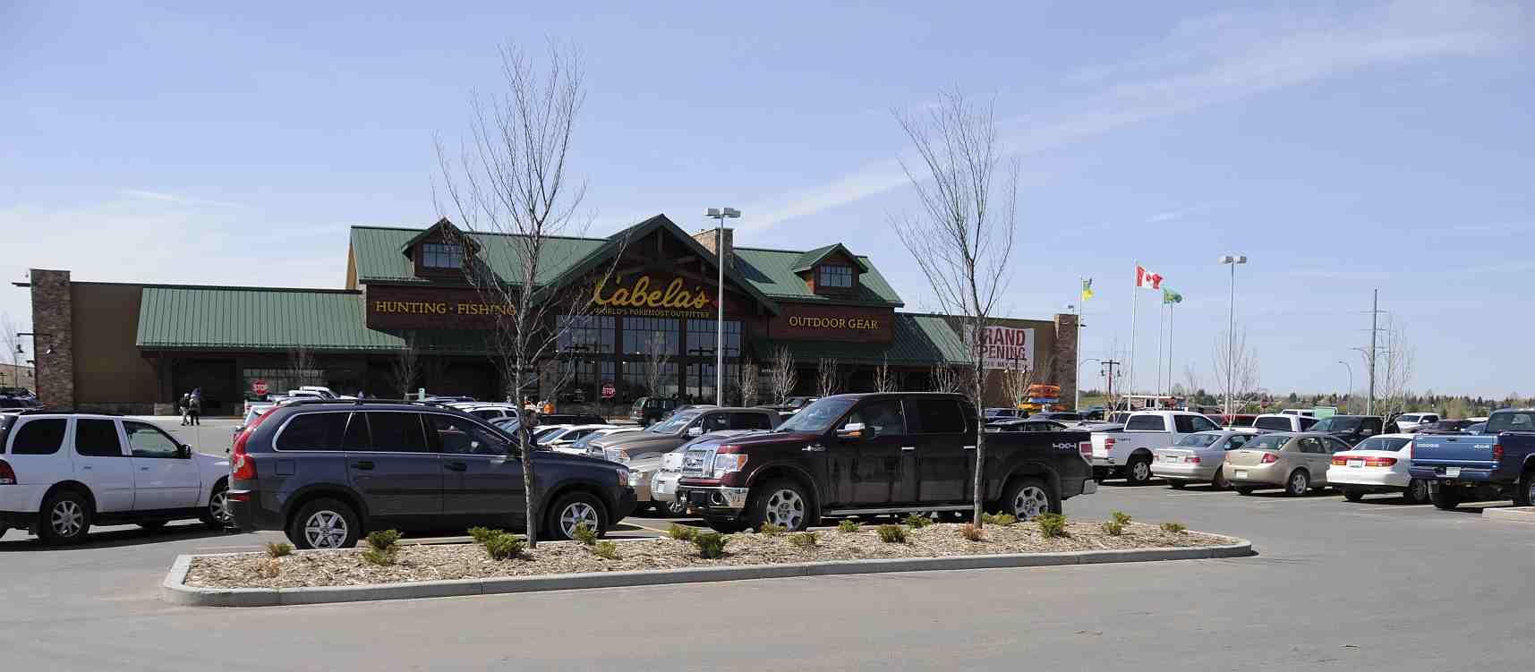 Another canadian store this week in saskatoon , saskatchewan, canada
