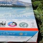 Choices, Choices – Domtar's Earth Choice Paper