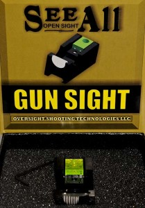 See All gun sight in box