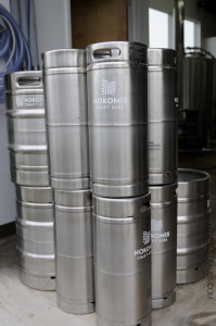 Nokomis Craft Ales Kegs
