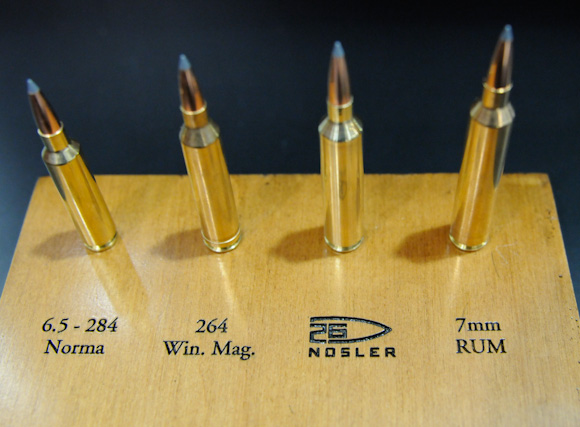 Nosler26 on cartridge board