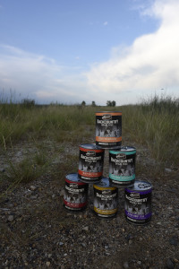 Merrick Backcountry canned recipe